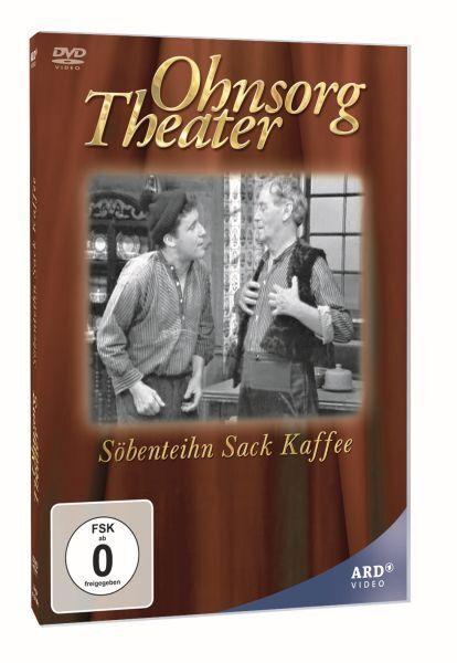 Ohnsorg Theater - Söbenteihn Sack Kaffee als DVD