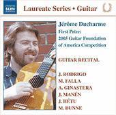 Gitarrenrecital als CD