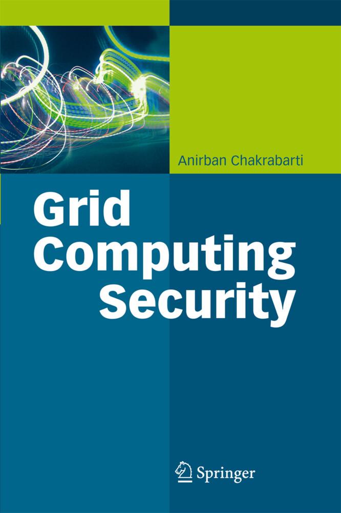 Grid Computing Security als Buch (gebunden)