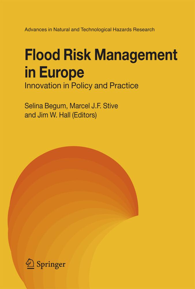 Flood Risk Management in Europe als Buch (gebunden)