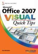 Microsoft Office 2007 Visual Quick Tips