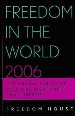 Freedom in the World 2006 als Taschenbuch