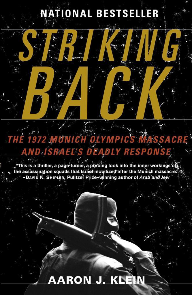 Striking Back als Taschenbuch