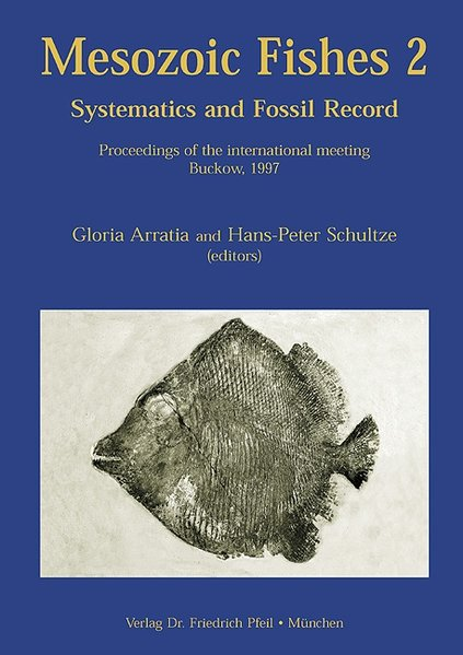 Mesozoic Fishes 02. Systematics and Fossil Record als Buch (gebunden)