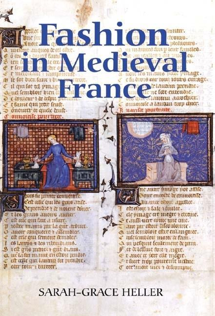 Fashion in Medieval France als Buch (gebunden)