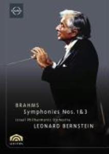 Sinfonien 1 & 3 als DVD