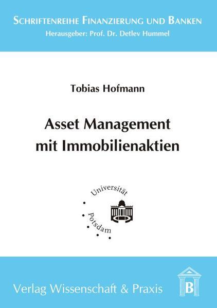 Asset Management mit Immobilienaktien als Buch (kartoniert)