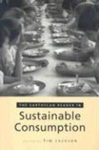 The Earthscan Reader on Sustainable Consumption als Buch (kartoniert)