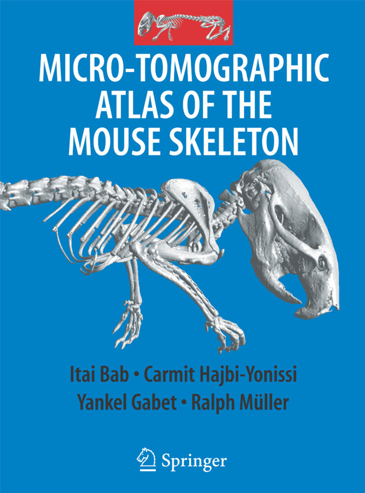 Micro-Tomographic Atlas of the Mouse als Buch (gebunden)