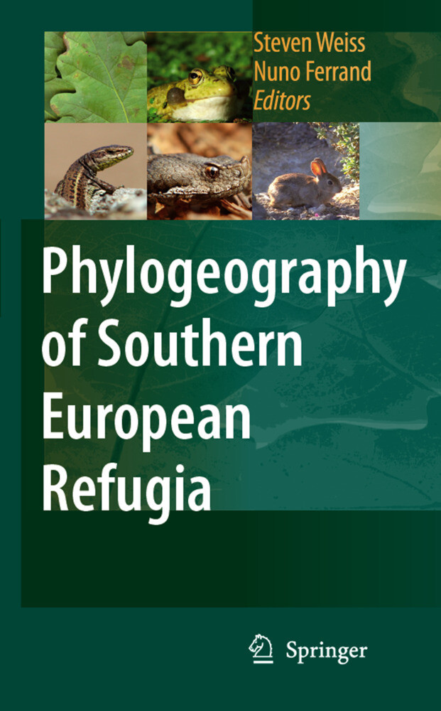 Phylogeography of Southern European Refugia als Buch (gebunden)