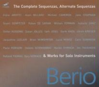 Complete Sequenzas als CD