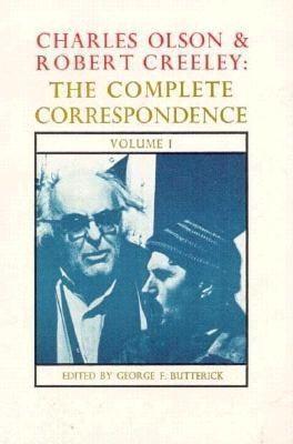 Charles Olson & Robert Creeley als Taschenbuch