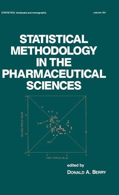 Statistical Methodology in the Pharmaceutical Sciences als Buch (gebunden)