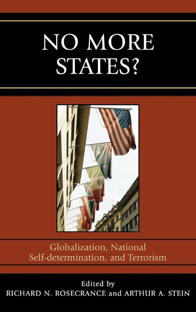No More States? als Buch (gebunden)