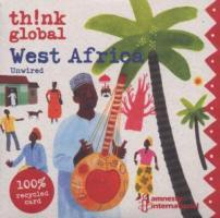 Think Global:West Africa als CD