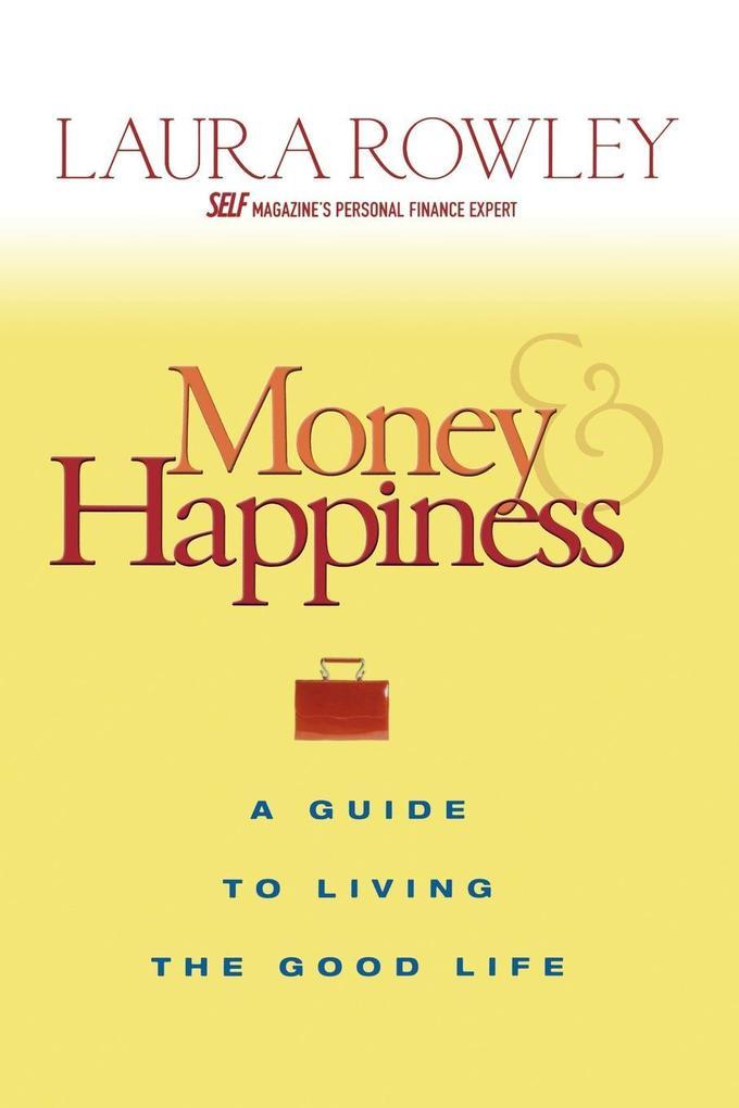 Money and Happiness P als Taschenbuch