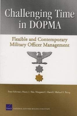 Challenging Time in Dopma: Flexible and Contemporary Military Officer Management als Taschenbuch