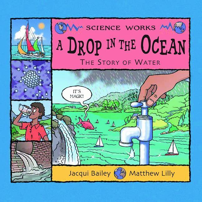 A Drop in the Ocean: The Story of Water als Taschenbuch