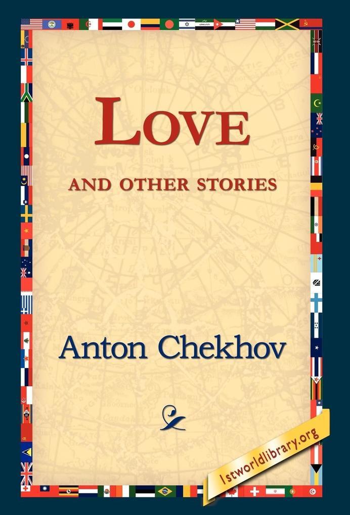 Love and Other Stories als Buch (gebunden)