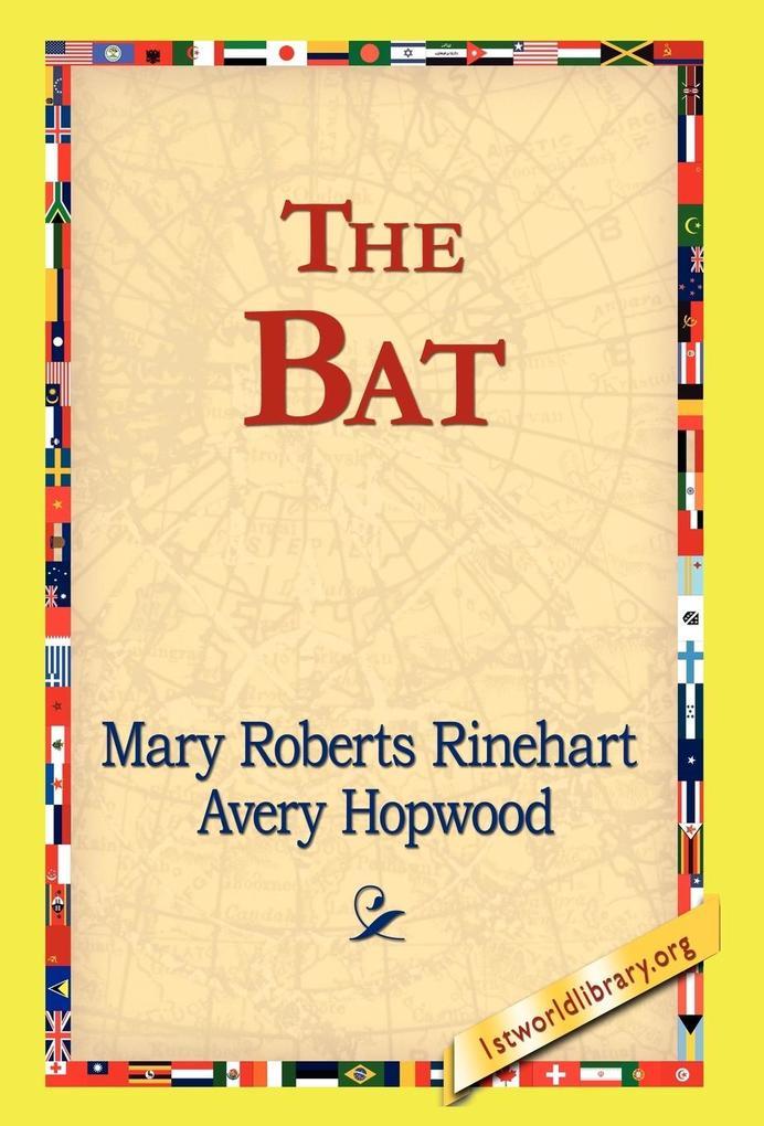 The Bat als Buch (gebunden)