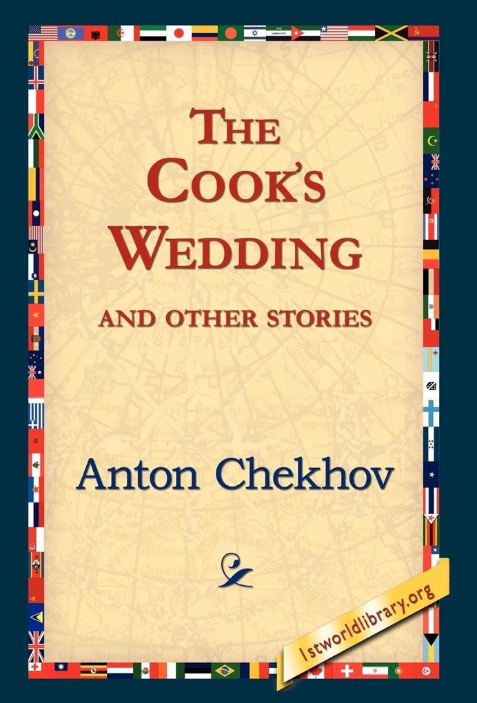 The Cook's Wedding and Other Stories als Buch (gebunden)