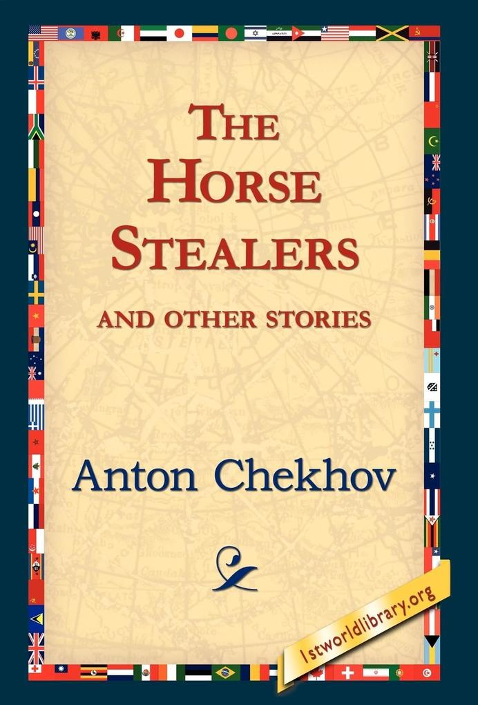 The Horse-Stealers and Other Stories als Buch (gebunden)