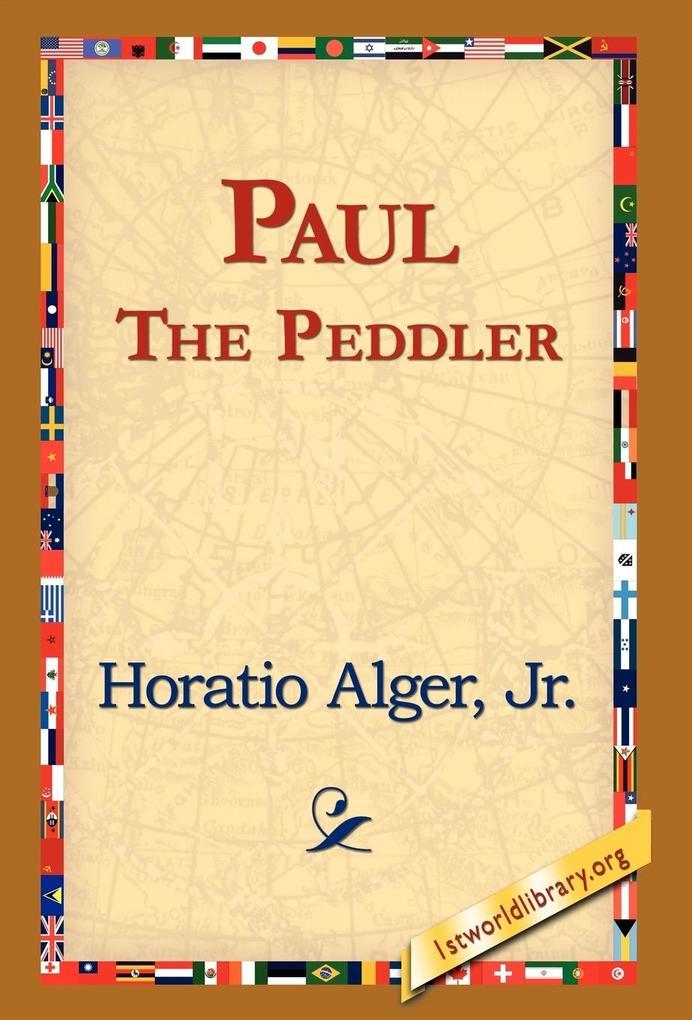 Paul the Peddler als Buch (gebunden)