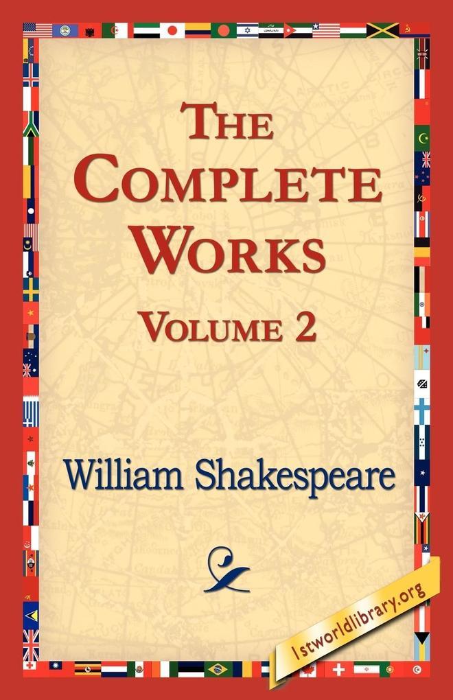 The Complete Works Volume 2 als Taschenbuch