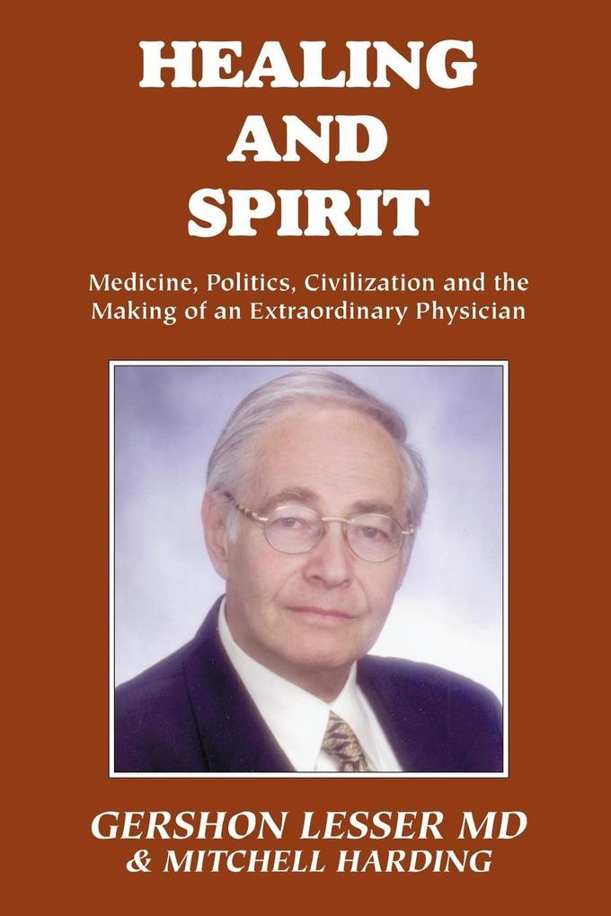 Healing and Spirit als Taschenbuch
