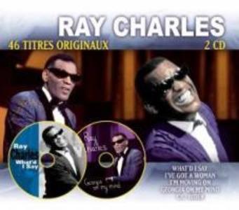 Ray Charles - 46 Titres Originaux als CD