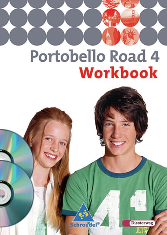 Workbook für Klasse 8, m. Audio-CD u. CD-ROM 'Multimedia Language Trainer' als Buch (geheftet)