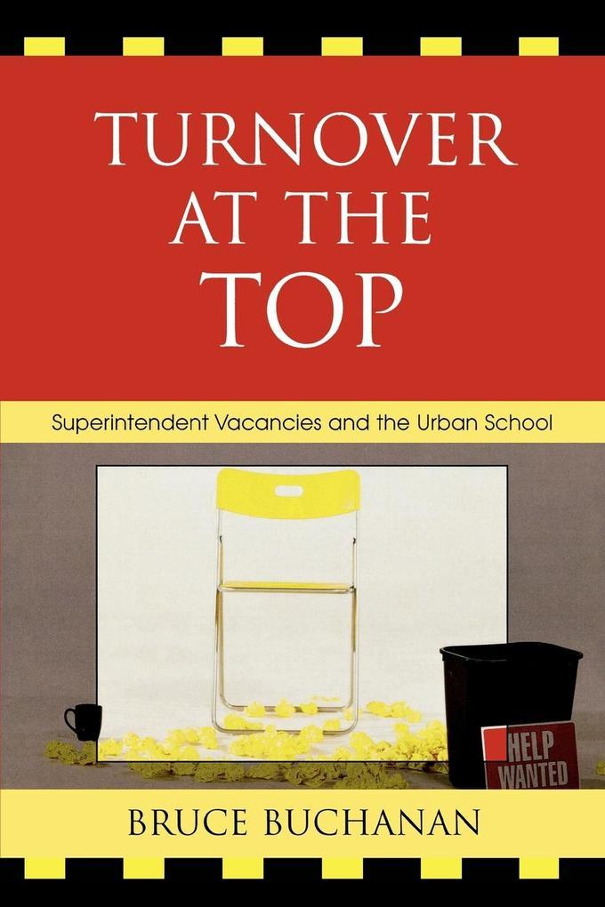 Turnover at the Top als Taschenbuch