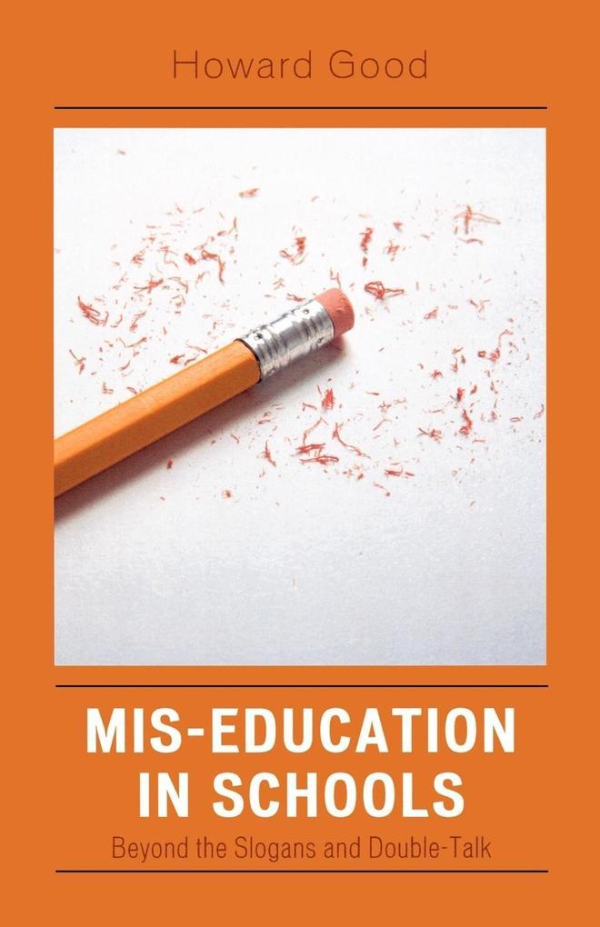 Mis-Education in Schools als Taschenbuch