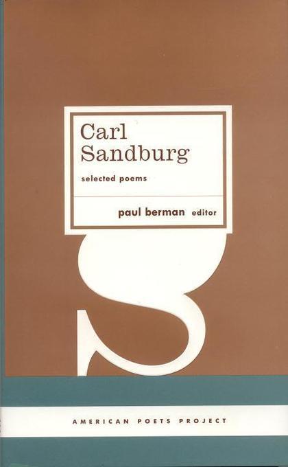 Carl Sandburg: Selected Poems als Buch (gebunden)