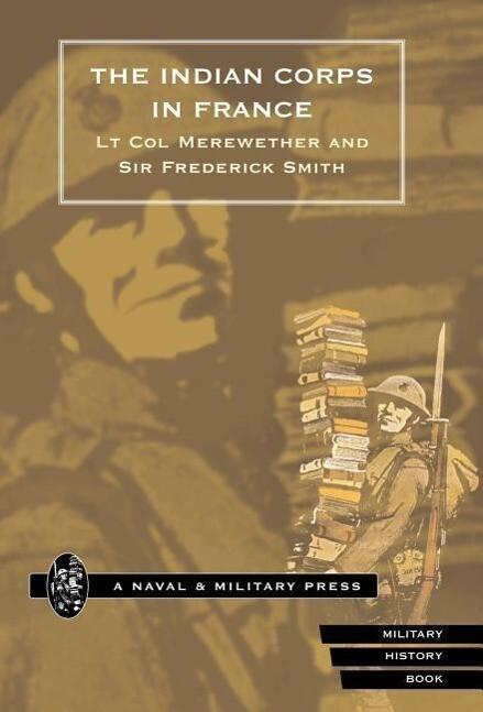 Indian Corps in France als Buch (gebunden)