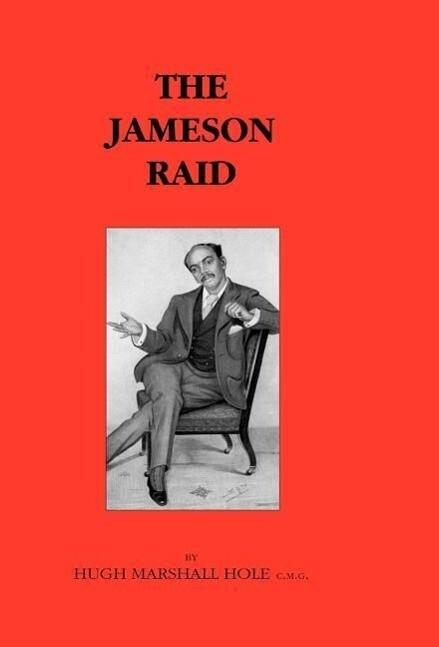 Jameson Raid als Buch (gebunden)
