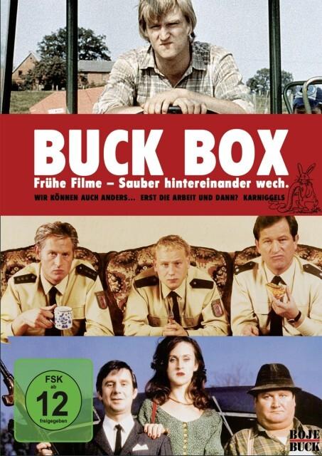 Buck Box: Frühe Filme - Sauber hintereinander wech als DVD