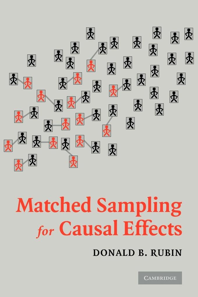 Matched Sampling for Causal Effects als Taschenbuch