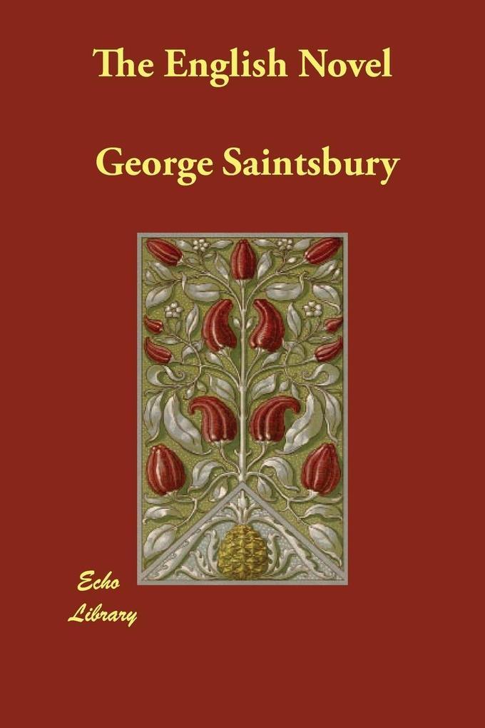 The English Novel als Taschenbuch