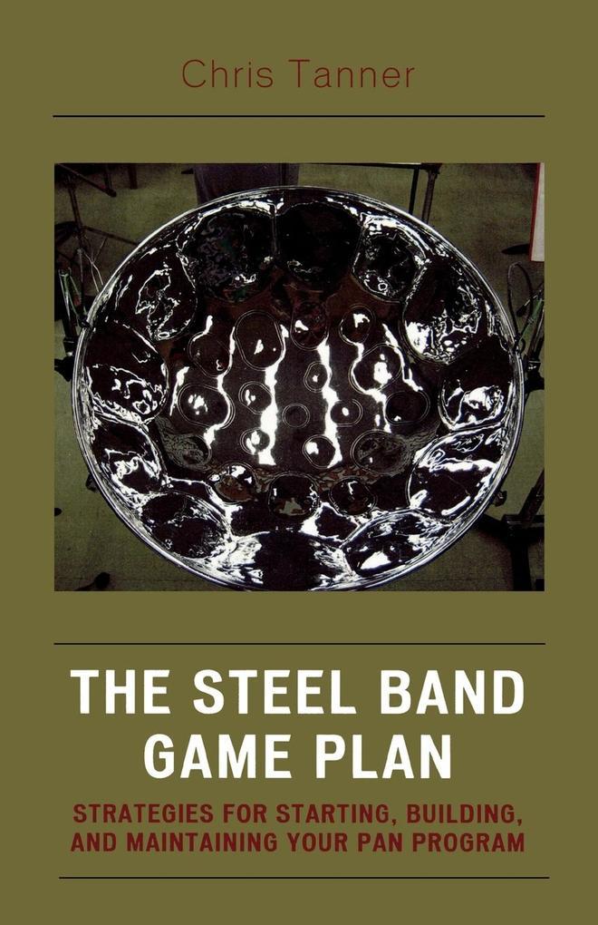 Steel Band Game Plan als Taschenbuch