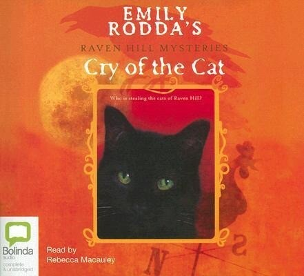 Cry of the Cat als Hörbuch CD
