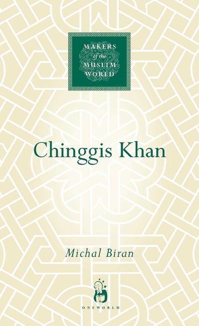 Chinggis Khan als Buch (gebunden)