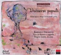 Universi Populi-Geistliche Gesänge Aus Prag als CD