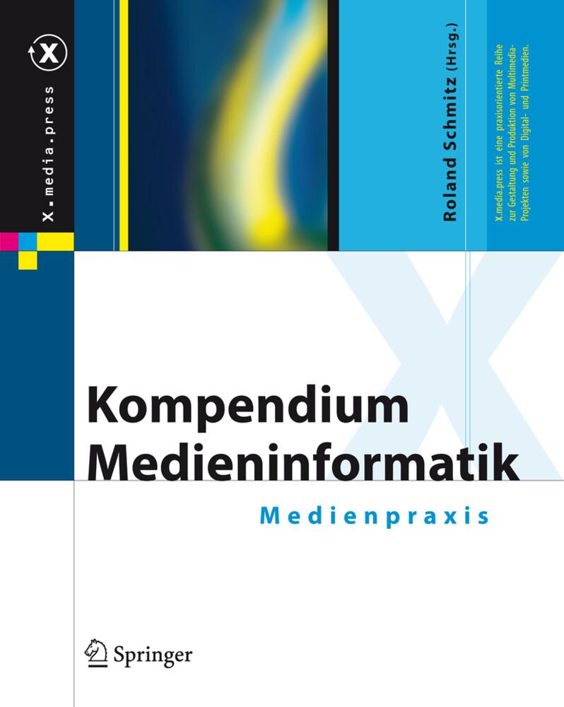 Kompendium Medieninformatik als Buch (gebunden)