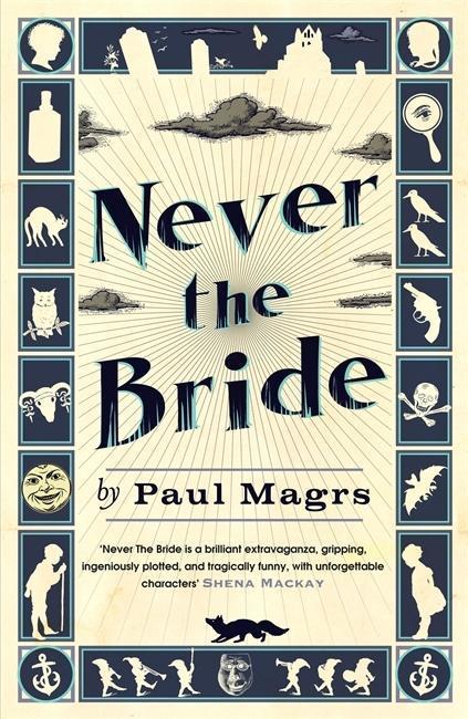 Never the Bride als Taschenbuch
