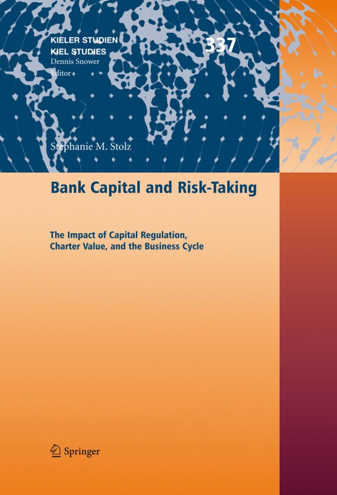 Bank Capital and Risk-Taking als Buch (gebunden)