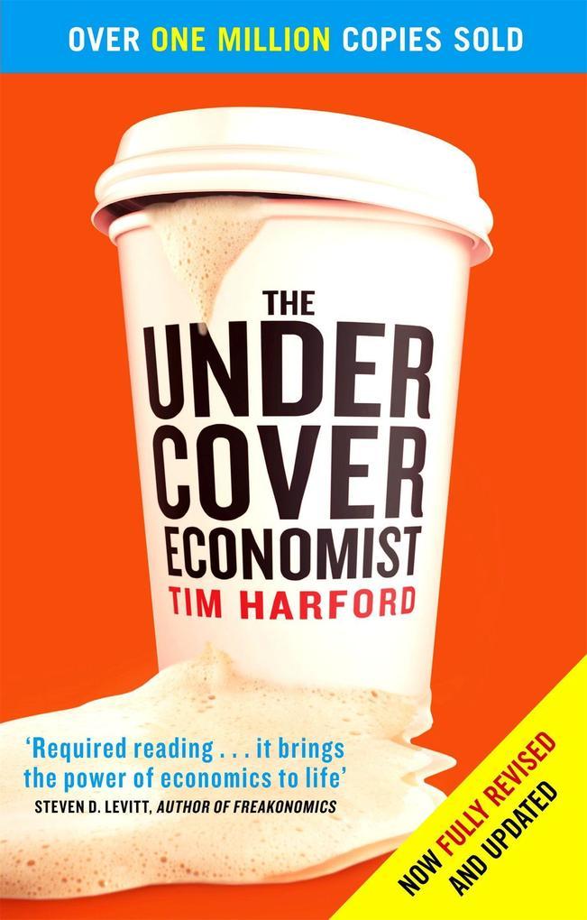 The Undercover Economist als Taschenbuch