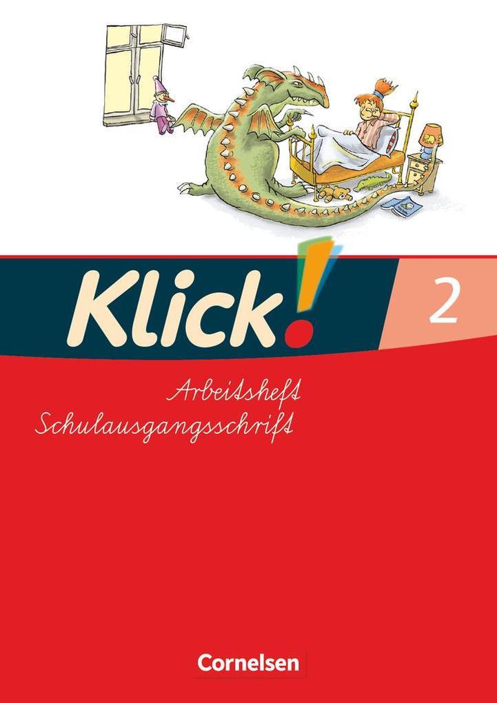 Klick! Erstlesen. Arbeitsheft Teil 2. Östliche Bundesländer und Berlin als Buch (geheftet)