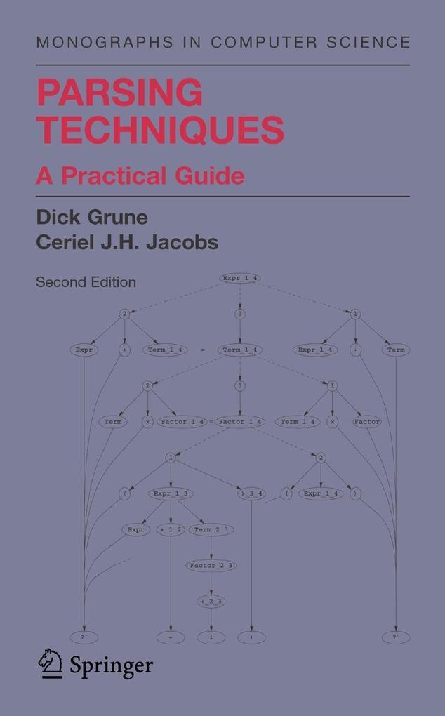 Parsing Techniques als Buch (gebunden)