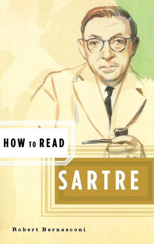 How to Read Sartre als Taschenbuch